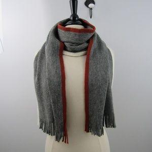 Banana Republic 2011 knit gray multi color Scarf